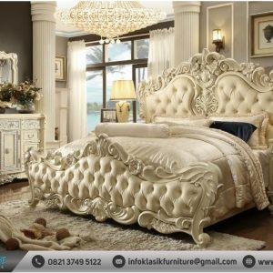 Kamar Set Mewah Klasik Elegant