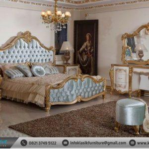 Kamar Set Mewah Royal Klasik Elegant
