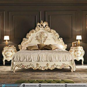 Tempat Tidur Klasik Duco Cantik