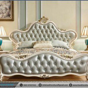 Tempat Tidur Mewah Duco Klasik Modern